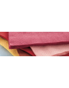 serviettes ouate couleur 20x20